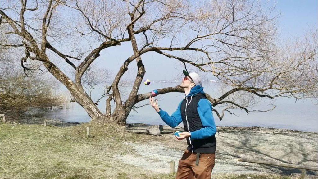 jonglieren bälle coach rainer rössler bodensee