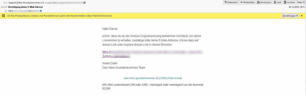 Screenshot Anmeldung 2016 mein grundeinkommen email